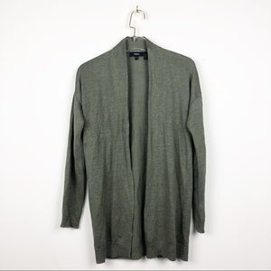 Theory Armelle S Sag Harbor Open Front Cardigan